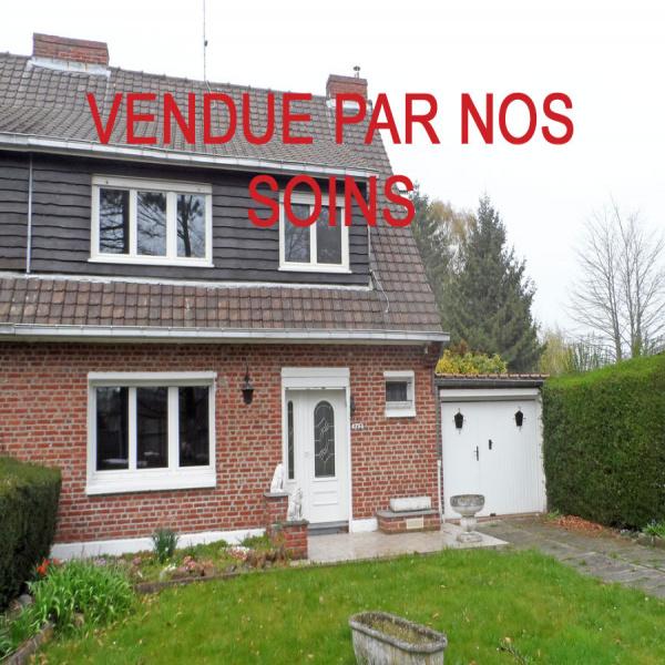 Offres de vente Maison Saint-Amand-les-Eaux 59230