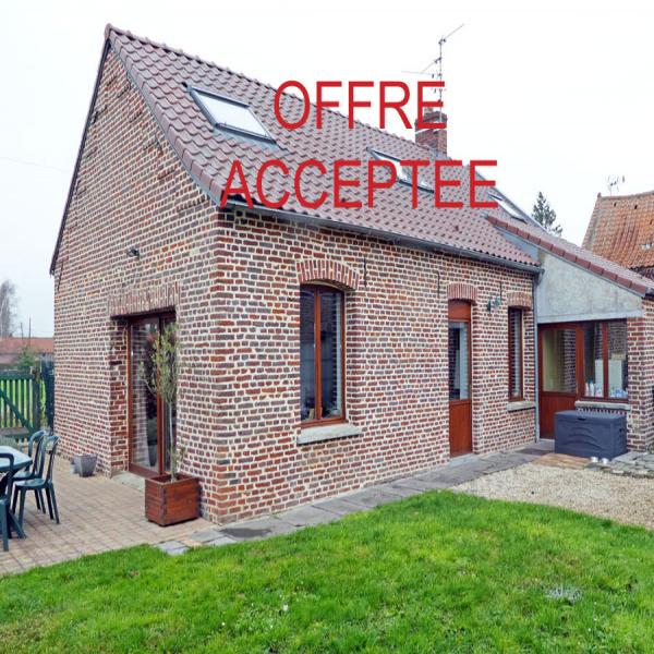 Offres de vente Maison Lecelles 59226