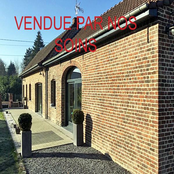 Offres de vente Maison Château-l'Abbaye 59230
