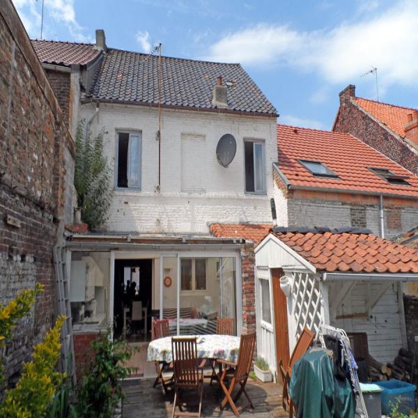 Offres de vente Maison Mortagne-du-Nord 59158