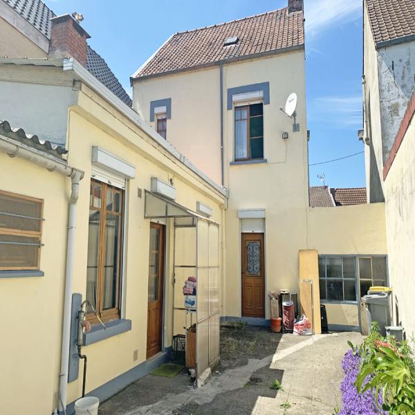 Offres de vente Maison Fresnes-sur-Escaut 59970