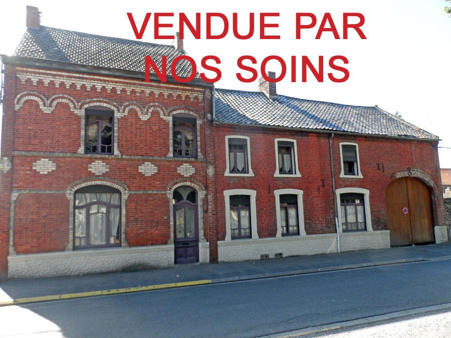 Offres de vente Maison Hergnies 59199