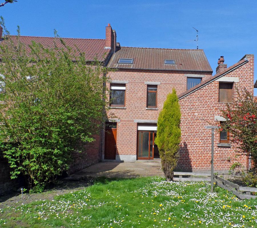 Immobilier mortagne du nord vente appartement et villa for B b maison du nord